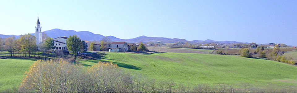 Colline bed and breakfast Fidenza